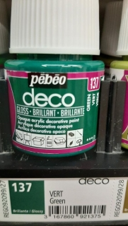 DECO 45ml LESK č.137 Green