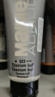 ACRILICO 75ml č.023 titan buff