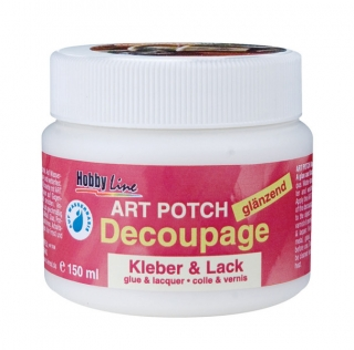 ART POTCH 150ml lesk