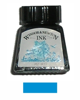 DRAWING INK 14ml č.032 modrá