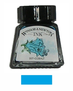 DRAWING INK 14ml č.176 kobalt
