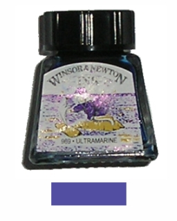 DRAWING INK 14ml č.660 ultramarin